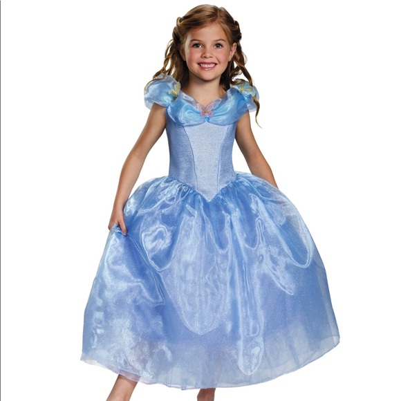 Disney Costumes | Cinderella Ball Gown | Poshmark